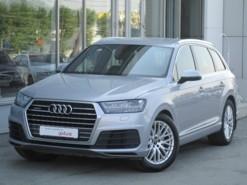 Audi Q7 2017 г. (серебряный)