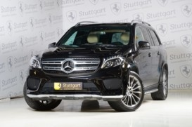 Mercedes-Benz GLS 2016 г. (черный)