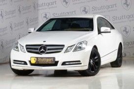 Mercedes-Benz E-klasse 2012 г. (Экслюзивный)