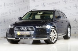 Audi A6 Allroad 2016 г. (черный)
