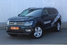 Volkswagen Teramont 2018 г. (синий)
