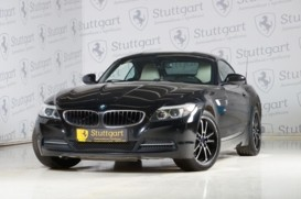 BMW Z4 2009 г. (черный)