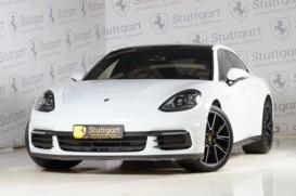 Porsche Panamera 2016 г. (белый)