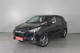 Hyundai ix35 2014 г. (черный)