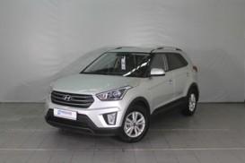 Hyundai Creta 2019 г. (серебряный)