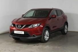 Nissan Qashqai 2018 г. (красный)
