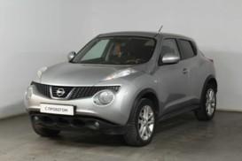 Nissan Juke 2012 г. (серебряный)