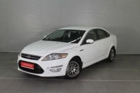Ford Mondeo 2013 г. (белый)