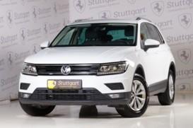 Volkswagen Tiguan 2017 г. (белый)