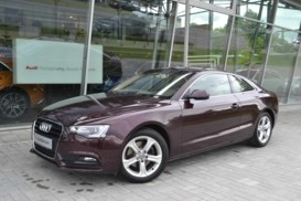 Audi A5 2014 г. (красный)