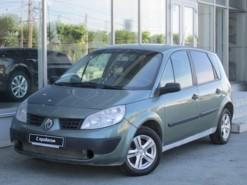 Renault Scenic 2004 г. (зеленый)