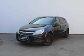 Opel Astra 2008 г. (черный)