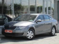 Škoda Octavia 2016 г. (серый)