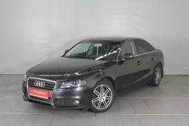 Audi A4 2011 г. (черный)