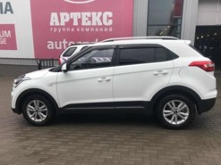 Hyundai Creta 2018 г. (белый)