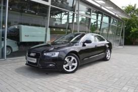 Audi A5 2012 г. (черный)