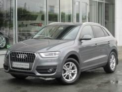 Audi Q3 2012 г. (серый)
