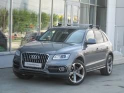 Audi Q5 2014 г. (серый)