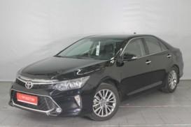 Toyota Camry 2017 г. (черный)