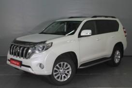 Toyota Land Cruiser Prado 2017 г. (белый)