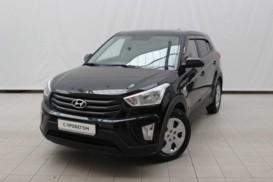 Hyundai Creta 2016 г. (черный)