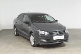 Volkswagen Polo 2017 г. (серый)