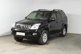Toyota Land Cruiser Prado 2008 г. (черный)
