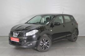 Nissan Qashqai 2013 г. (черный)