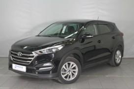 Hyundai Tucson 2016 г. (черный)
