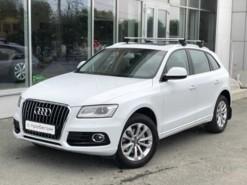 Audi Q5 2015 г. (белый)