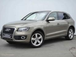 Audi Q5 2008 г. (золотой)