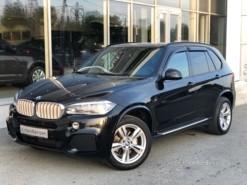 BMW X5 2016 г. (черный)