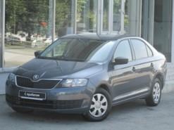 Škoda Rapid 2017 г. (серый)