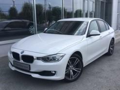 BMW 3er 2015 г. (белый)