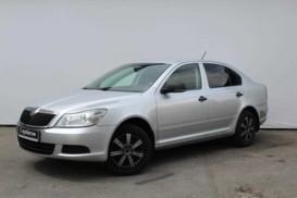 Škoda Octavia 2012 г. (серебряный)