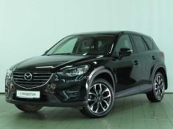 Mazda CX-5 2017 г. (черный)