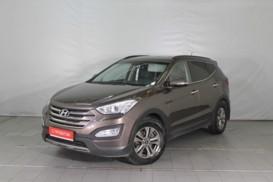 Hyundai Santa FE 2015 г. (коричневый)