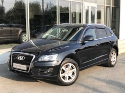 Audi Q5 2012 г. (черный)