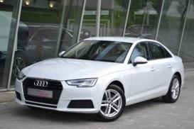 Audi A4 2019 г. (белый)