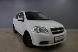 Chevrolet Aveo 2007 г. (белый)