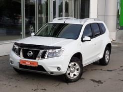 Nissan Terrano 2014 г. (белый)