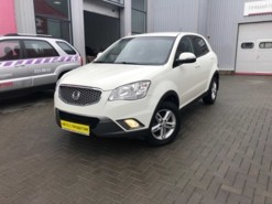 Ssang Yong Actyon 2013 г. (белый)