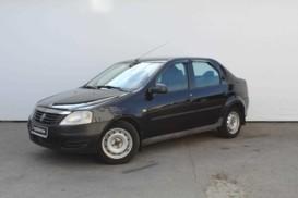 Renault Logan 2011 г. (черный)