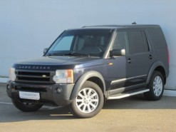 Land Rover Discovery 2007 г. (синий)