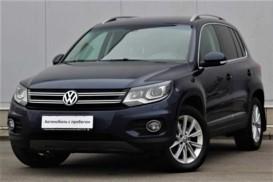 Volkswagen Tiguan 2013 г. (синий)