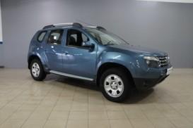 Renault Duster 2013 г. (голубой)