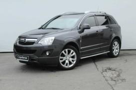 Opel Antara 2014 г. (серый)