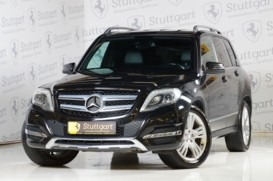 Mercedes-Benz GLK 2013 г. (черный)
