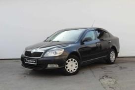 Škoda Octavia 2010 г. (черный)