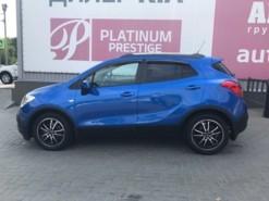 Opel Mokka 2012 г. (синий)